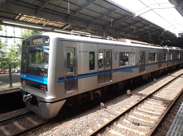 #8042 北総鉄道C#7503-8 2020-10-18
