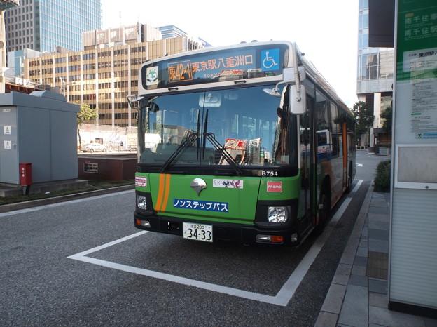 #8046 都営バスK-B754 2020-10-25