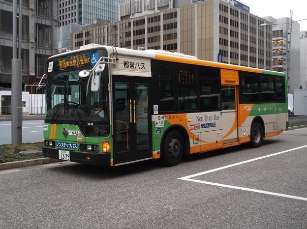 Photos: #8048 都営バスS-V318