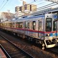 Photos: #8052 京成電鉄3517F+3504F 2021-2-13