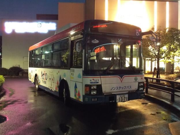 #8074 京成バスC#8188 2019-3-4