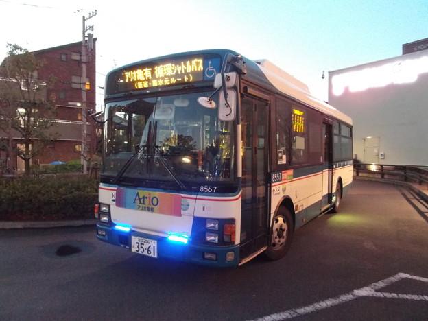 #8075 京成バスC#8557 2019-3-11
