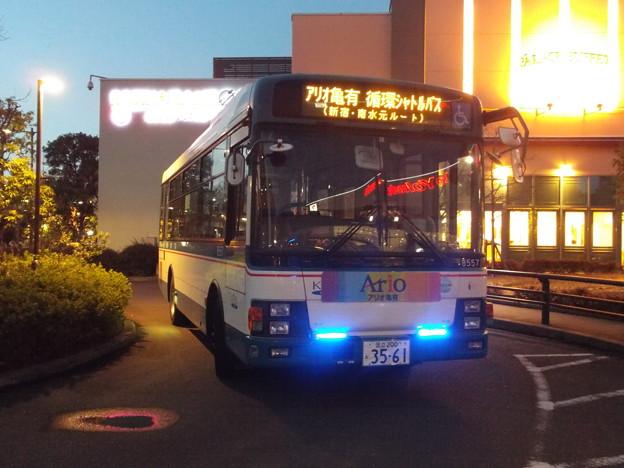 #8076 京成バスC#8557 2019-3-11