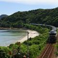 写真: JR西日本 山陰線 瑞風