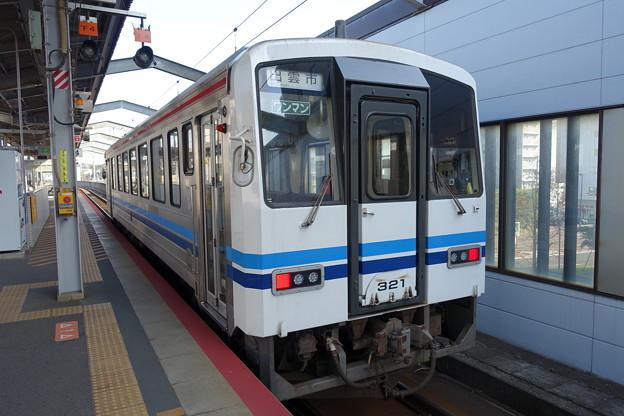 JR西日本 出雲市駅 キハ120