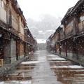 Photos: 金沢 東茶屋街 雪景色