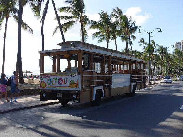ハワイ ホノルル ワイキキビーチ