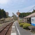 Photos: JR西日本 芸備線 道後山駅 秘境駅