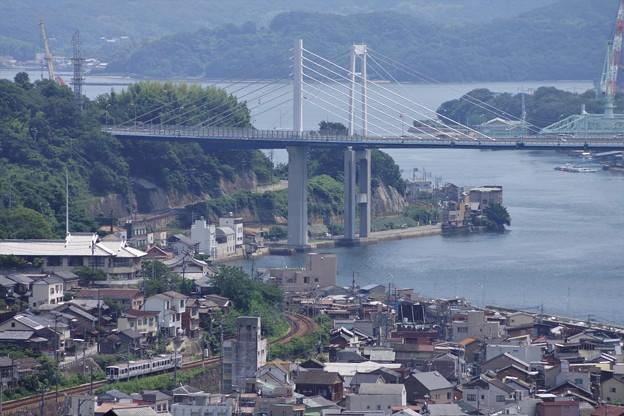 JR西日本 尾道水道 ラ・マル・ド・ボア