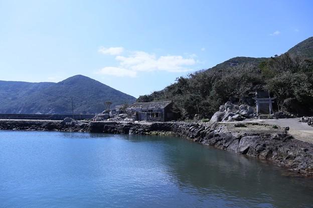 野崎島の集落跡