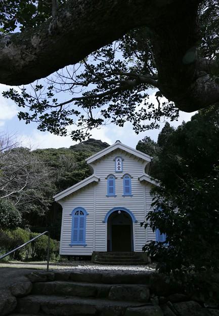 森の小さな教会