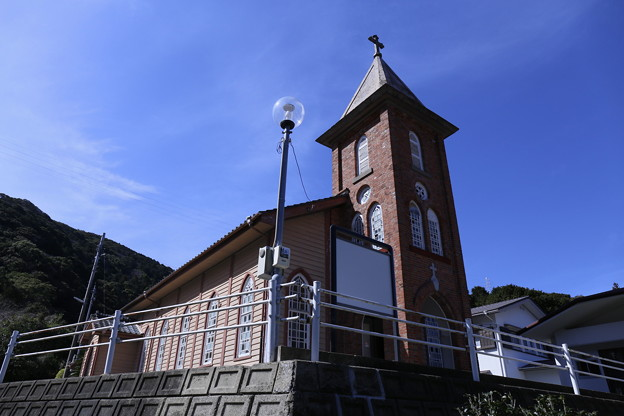 Photos: 旧鯛ノ浦教会