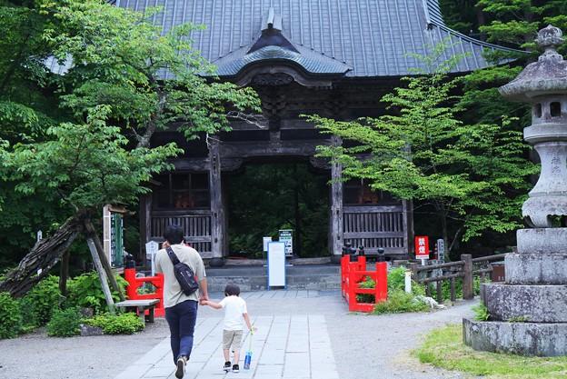 Photos: 親子参拝
