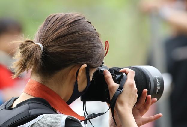 ダートカメラマン