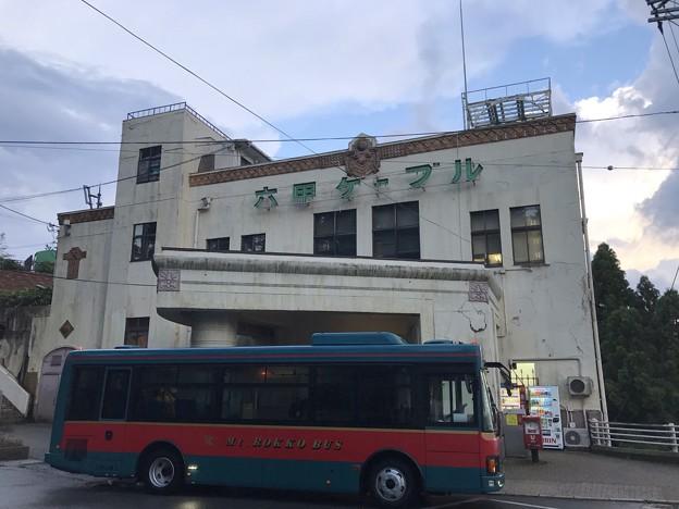六甲山上駅
