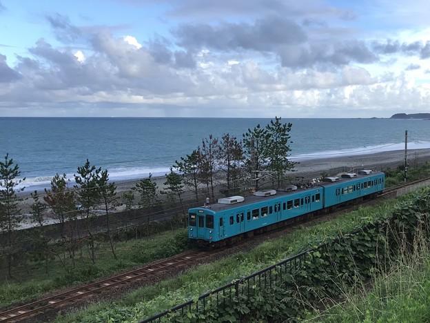 きのくに線 普通電車