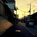 写真: 秋は夕暮れ~