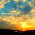 ハルカスの空