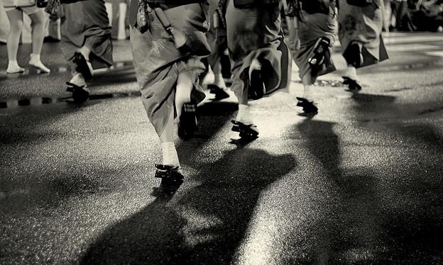 Photos: 祭りの足音