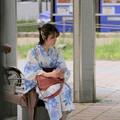 Photos: きっと君は来ない~♪(夏バージョン)