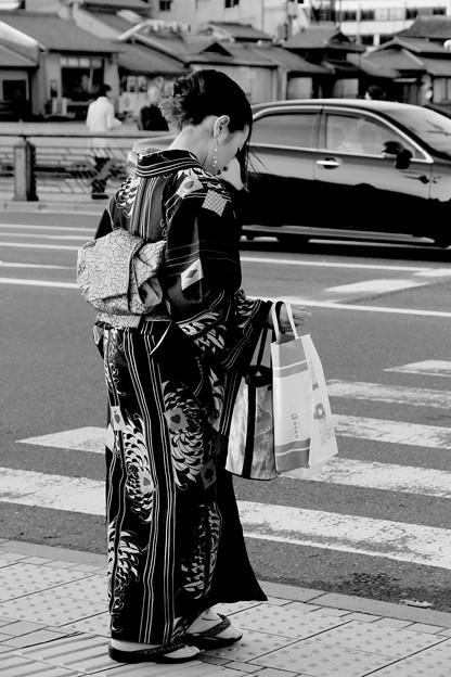 Photos: 信号待ち