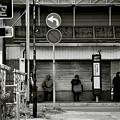 Photos: 棒二森屋前