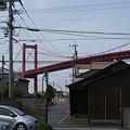 サッドヴァケイション 間宮運送から若戸大橋を望む2
