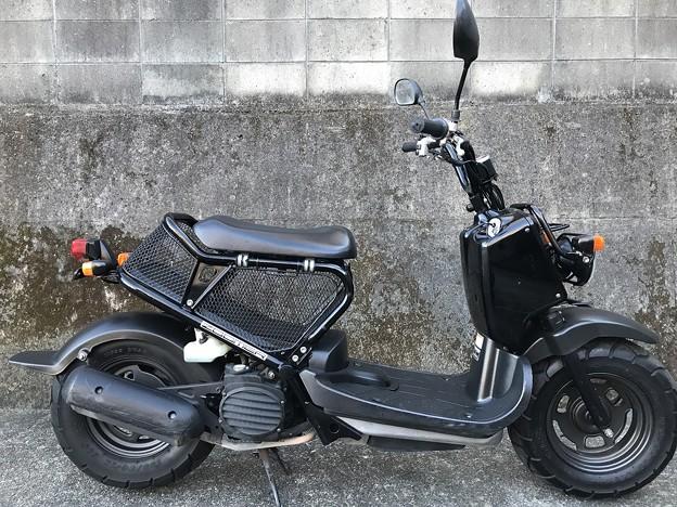 AF58 ズーマー 黒 キャブ (10)