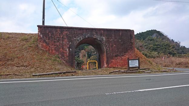 岡垣町海老津の赤レンガアーチ (3)