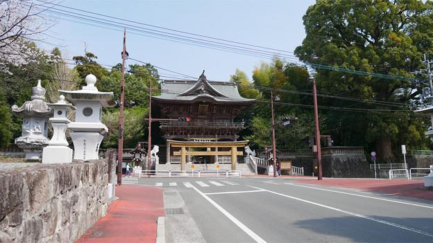 健軍神社(10)