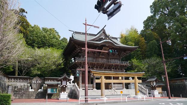 健軍神社(8)
