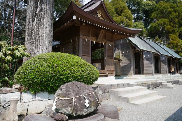 健軍神社(5)