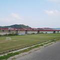 Photos: 四万十川橋(赤鉄橋)