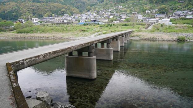 浅尾沈下橋(18)