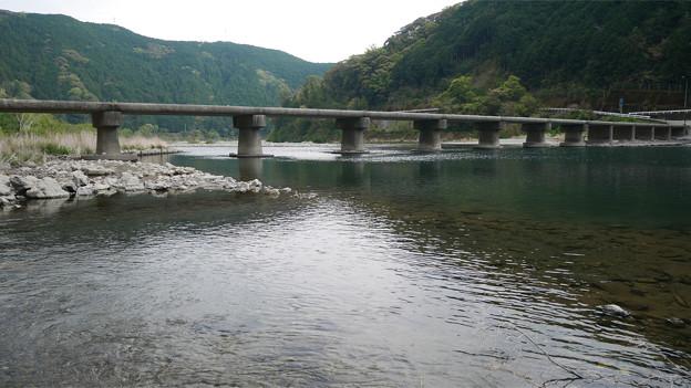 片岡沈下橋(5)