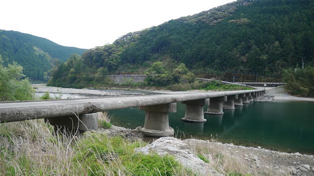 片岡沈下橋(4)