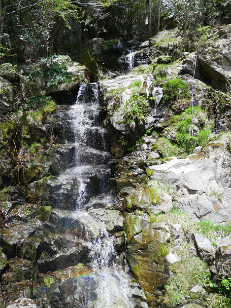 虹の谷公園 (4) 虹の滝
