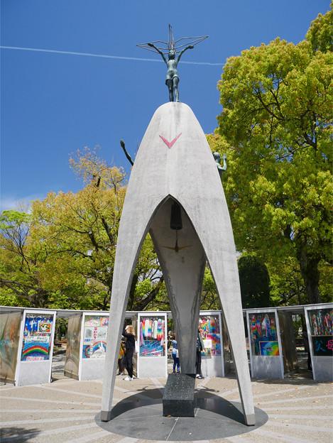 広島平和記念公園@2018 (17) 原爆の子の像