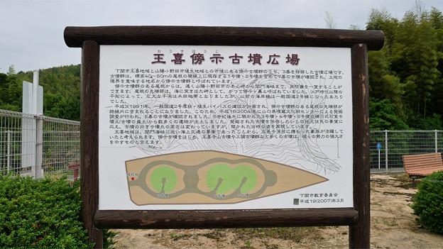 王喜傍示古墳広場 (1)