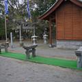 写真: 国見町の淡島神社(3)