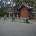 写真: 国見町の淡島神社(2)