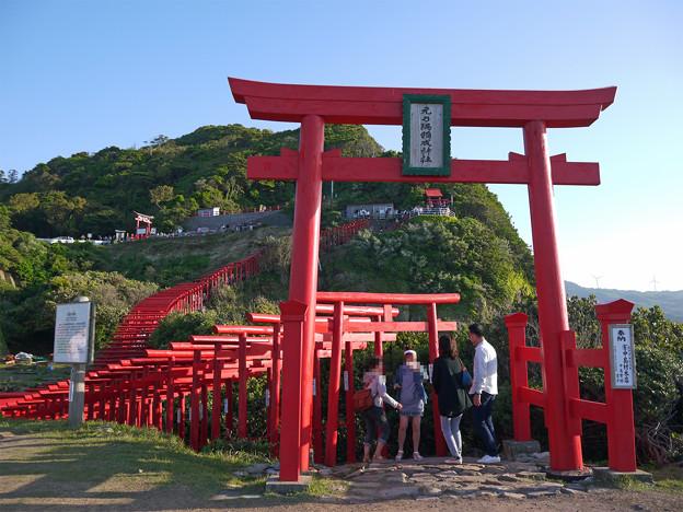 元乃隅稲成神社 (4)