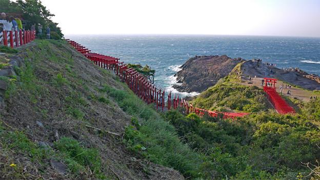 元乃隅稲成神社 (2)