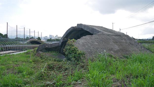 出水の掩体壕 No.2 (4)