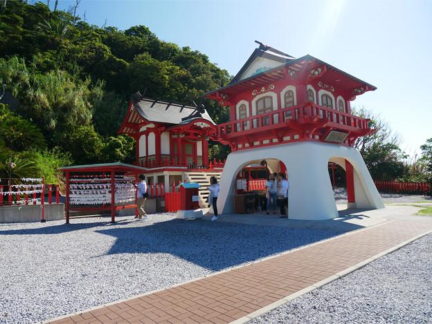 長崎鼻 (5) 龍宮神社