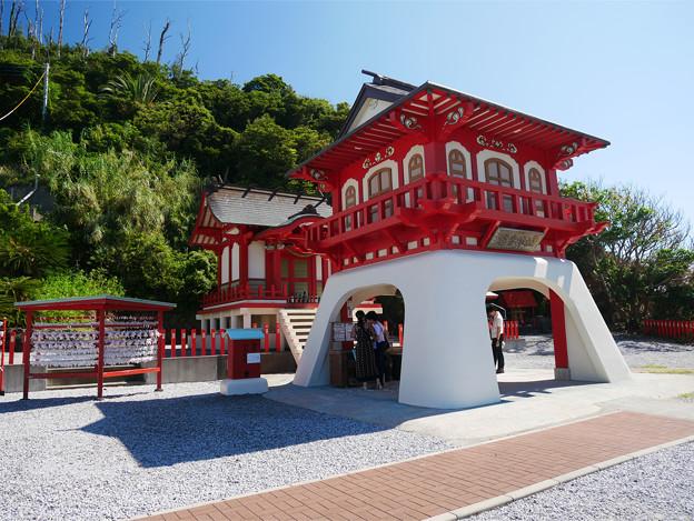 長崎鼻 (22) 龍宮神社