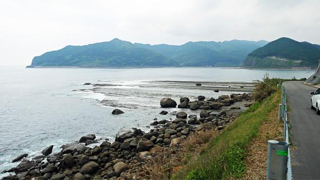 写真: 鵜戸千畳敷奇岩