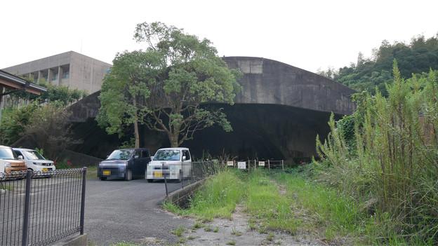 写真: 宮崎市本郷地区の掩体壕 3 (8)