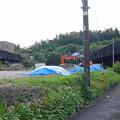 写真: 宮崎市本郷地区の掩体壕 2 と 3