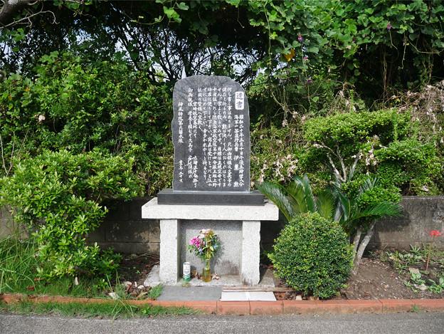 宮崎特攻基地慰霊碑 (6)